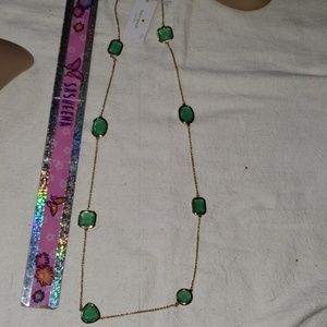 Breand new kate spade necklace